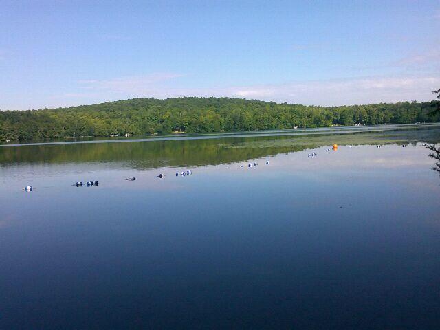 Ada lake.